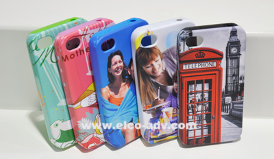 Sublimation case for Iphone 4/4S